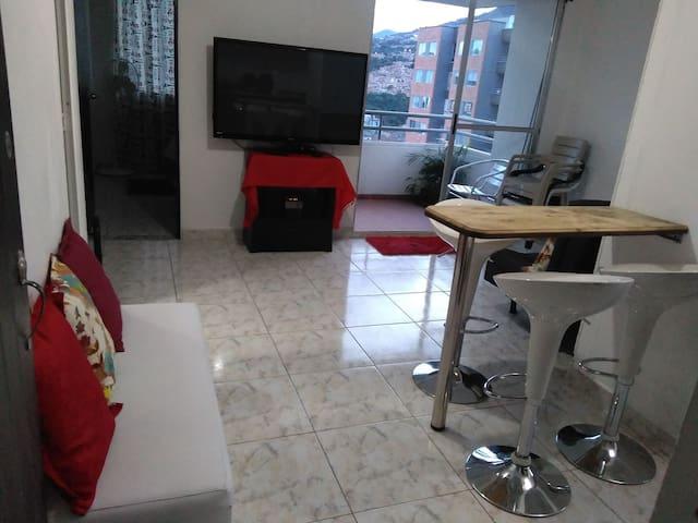 apartamento en Medellín pegado ala estación  metro