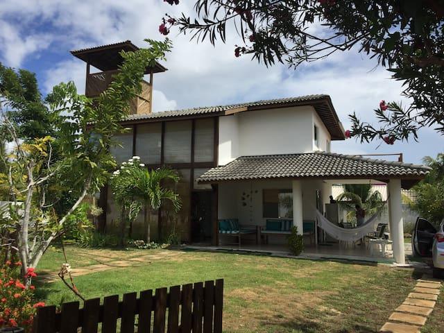 Casa de praia Itacimirim
