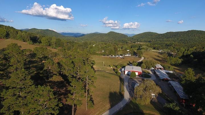 Farm Stay at Walnut Hollow Ranch