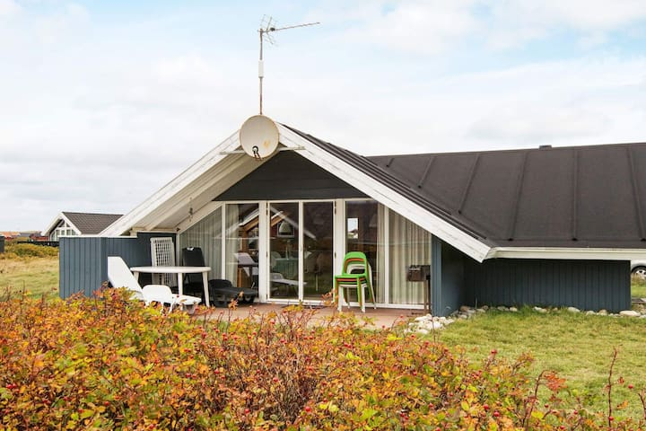 Appealing Holiday Home in Harboore near Sea