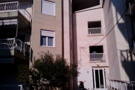 Two room apartments - Paralia - Daire