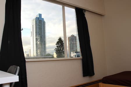 1 bedroom, perfectly located by the skytrain (2) - Lejlighed