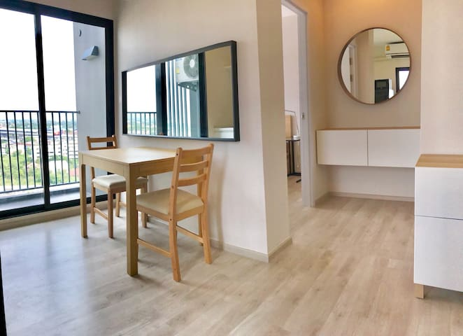 1 BR NEXT TO CENTRAL, IKEA, AND BANGYAI STATION