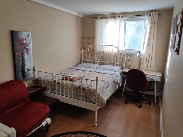 Welcome All Guests! Comfy Crash-pad in Cambridge