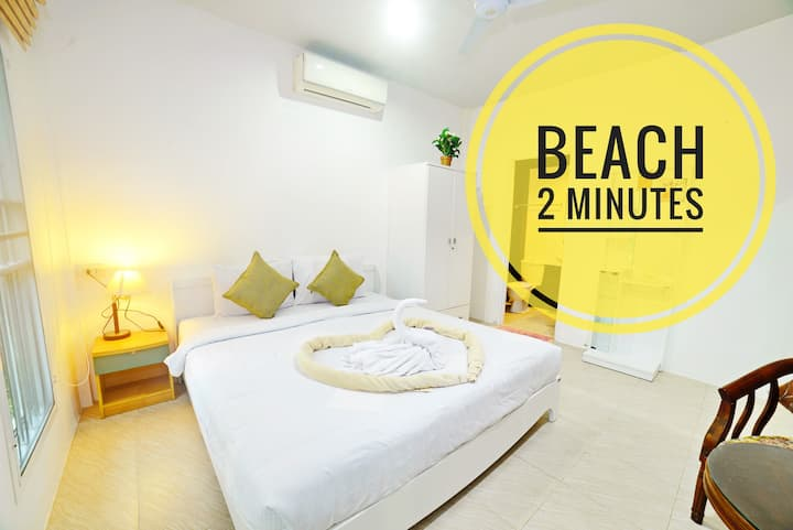 ♥ Beach 2 minutes! ♥Beach line Phuket ♥