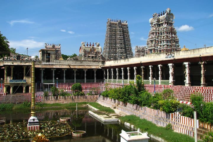 Walkable Distance to Ramanathaswamy Temple