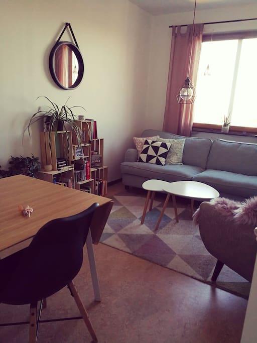 Living room /Dining room