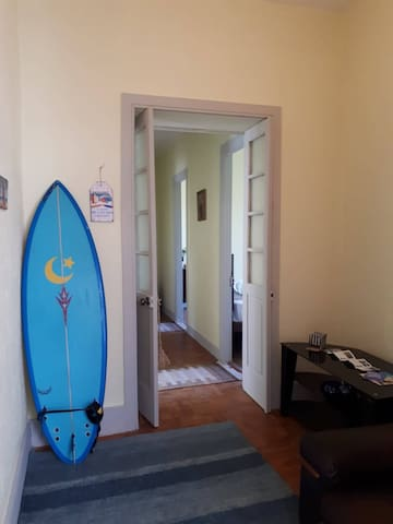 Shared apartment near beach - Double room