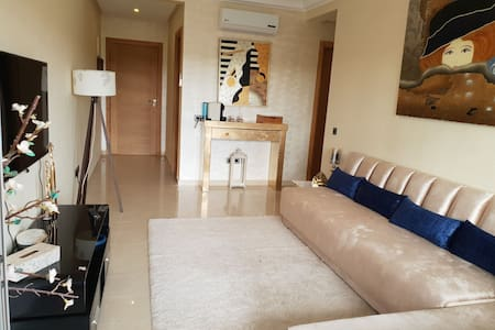 appartement plage blanca beach Sidi Rehal Casablan
