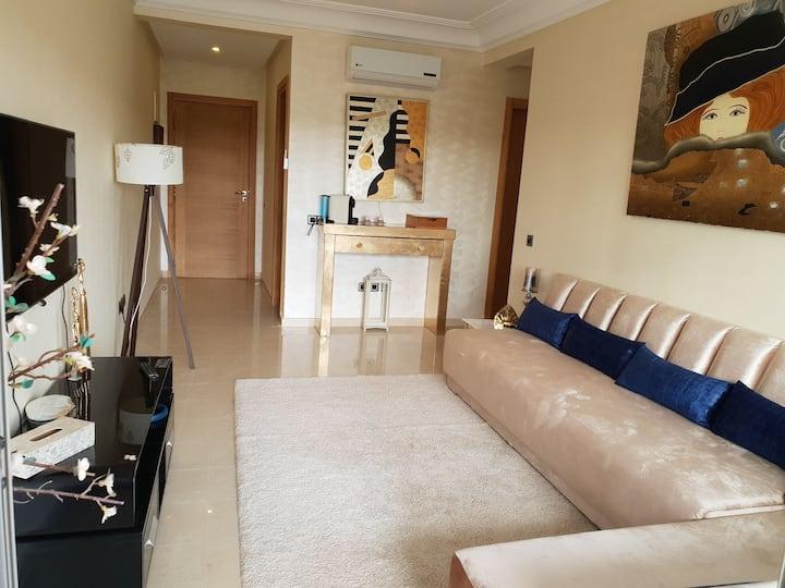 appartement plage blanca beach Sidi Rehal Casablan