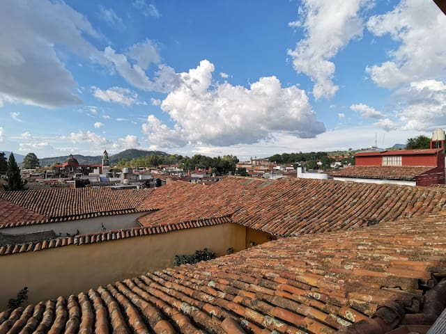 Alojate en el corazón del centro de Pátzcuaro #1