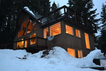 Talmont Estates A-Frame Cabin