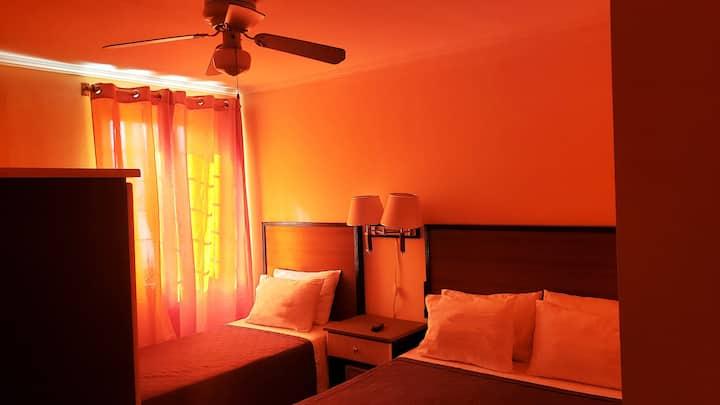 Habitación confortable en San José 302