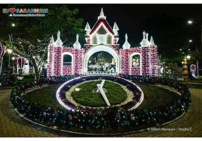 Casa Magia do Natal de Garanhuns