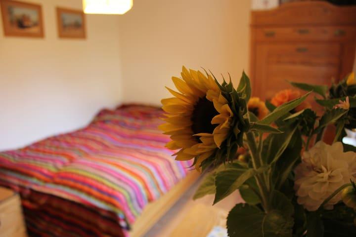 Ruhiges Zimmer mitten in Bad Tölz