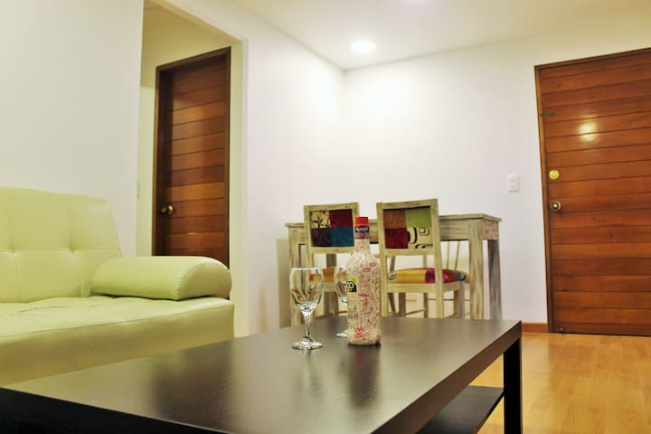 Modern Apartment, zona rosa, zona t, best location - 波哥大(Bogotá) - 公寓