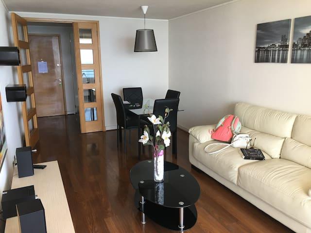 Acogedor departamento / Cozy apartment - Antofagasta - Appartement