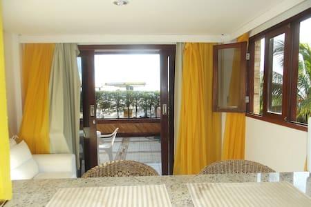 Flat Pipas Ocean Residencie - Pipa Beach - Aparthotel