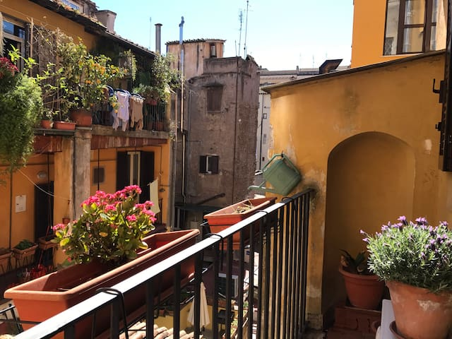 My Trastevere - charming home