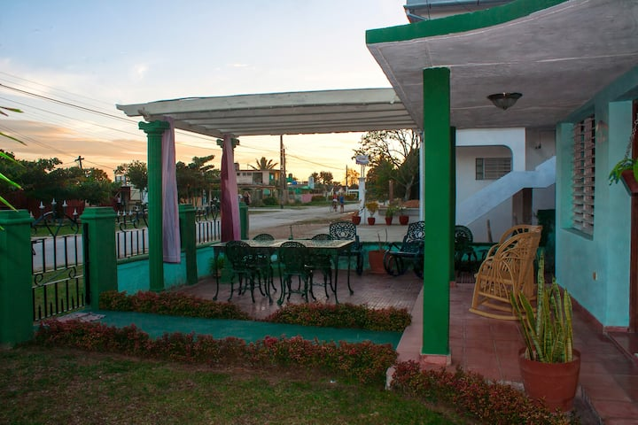 Casa Don Cangrejo - Near the Beach