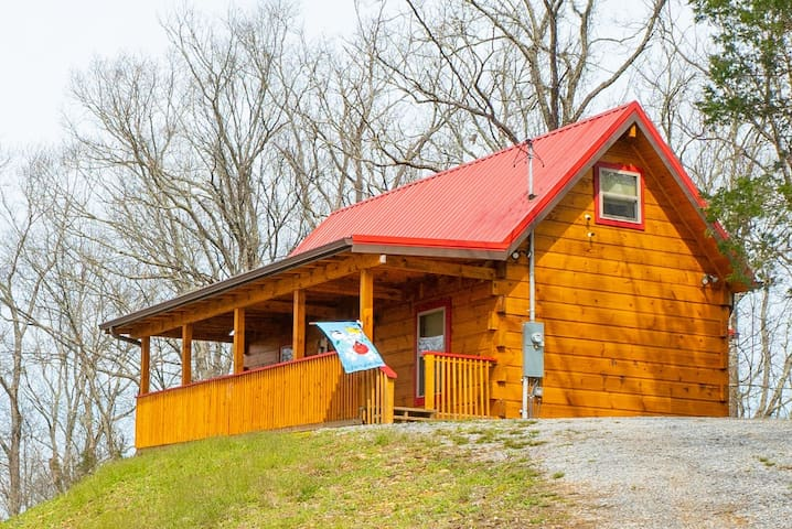 NEW! Custom Cabin on 10 acres!