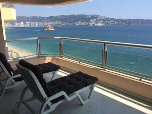 Departamento con vistas increíbles de Acapulco