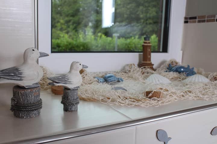 Traumhaftes Ferienhaus an der Nordseeküste