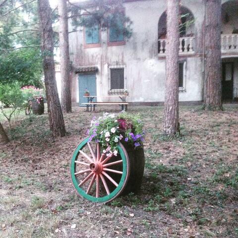 Appartamento in cascina antica