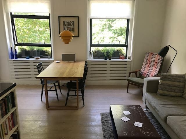Bright and modern one-bed flat near King's Cross
