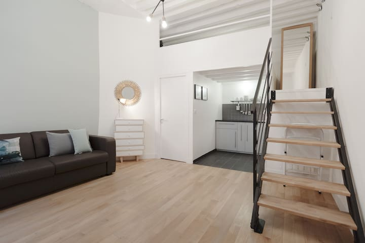 5★´s NEW STYLISH 1 Bdr @ PERFECT LOCATION