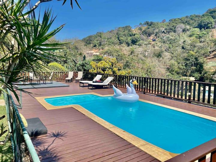 Casa Linda e Aconchegante em Itaipava