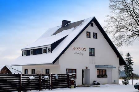 Pension Aschberg - Casa