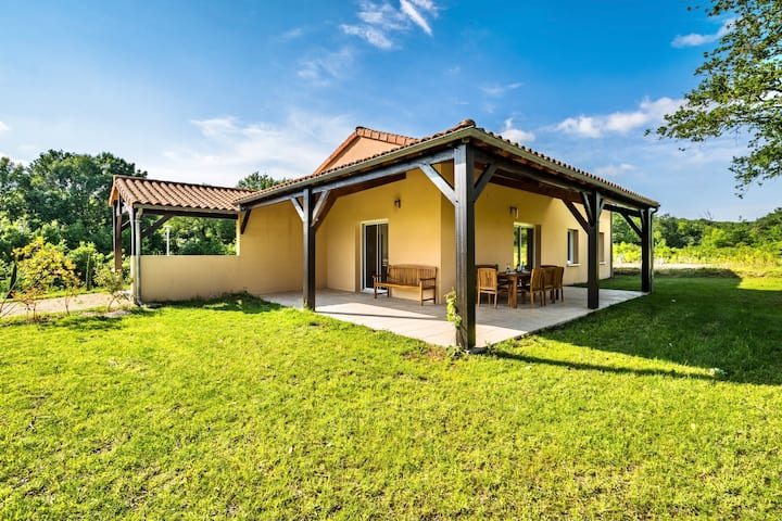 Villa Gatine: Lovely house on small park