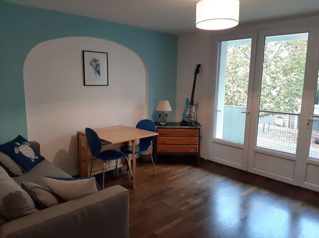 Appartement spacieux St Anne - Chantenay