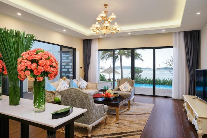 3BR Vinpearl (Include 3 meals, tickets Vin park..)
