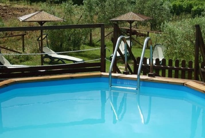 Agriturismo Forasacco Rosso - Grosseto - Appartement