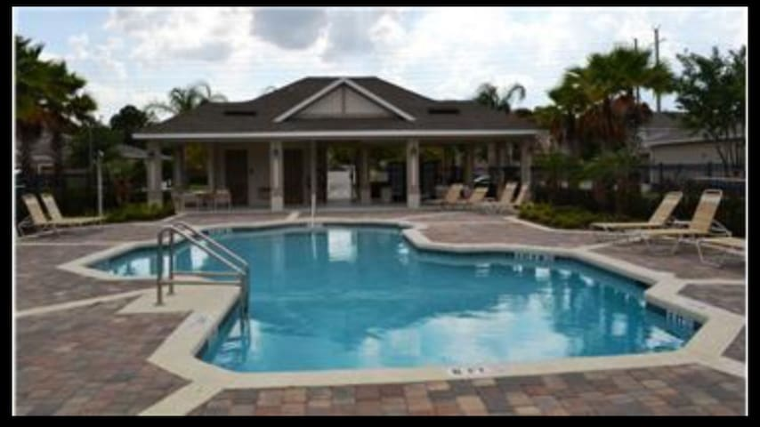 Relax and Stay - Lake Mary - Adosado