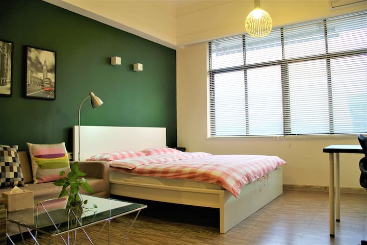 Jane's Boutique Apt. best for you! - Zhuhai  - Huoneisto