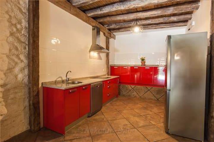 Habitación con desayuno en Berrobi