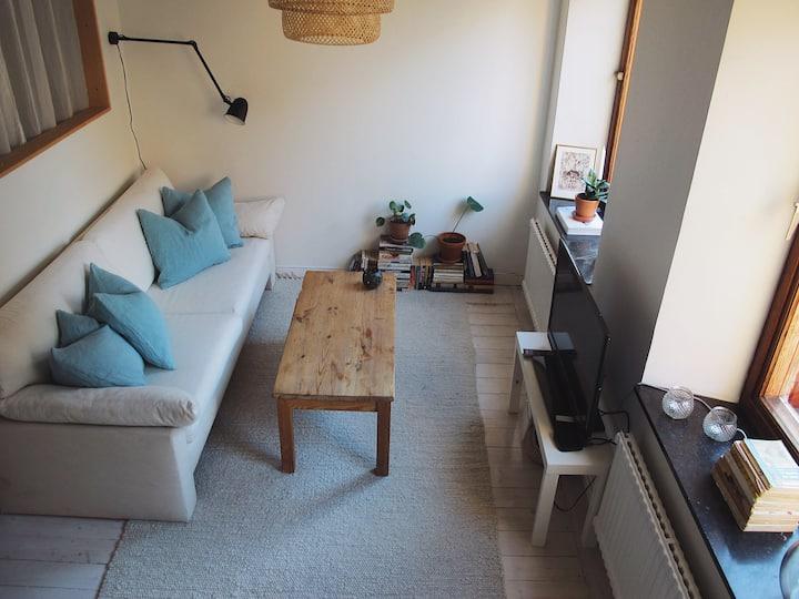 Mysig lägenhet i centrala Göteborg