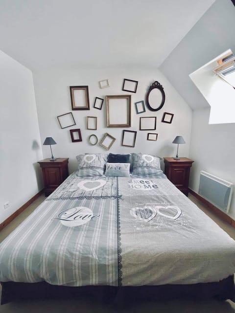 Le Cosy B: maison au calme de 65 m2