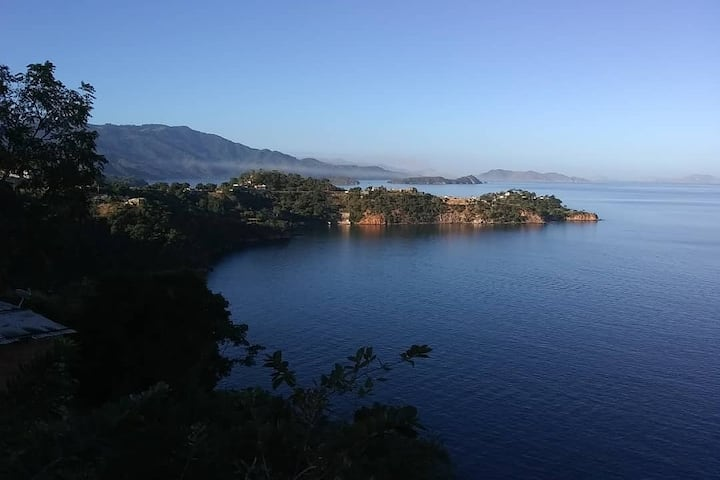 Casas vista  al Mar  en Colinas Santa Cruz