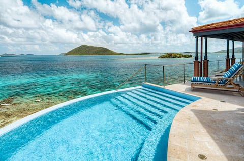 Scrub Island Villa Windward