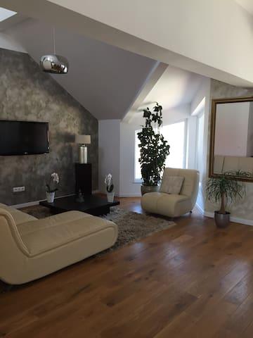 Glamorous penthouse - Sibiu - Apartment