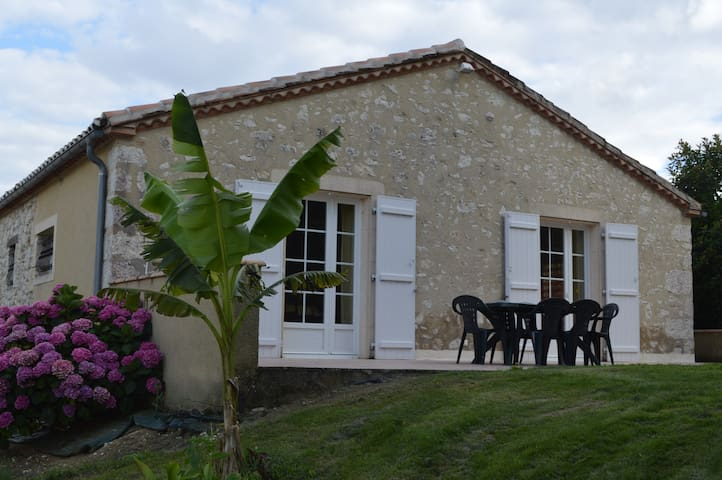 Gîte rural La Romieu Gers 4-5 pers - La romieu