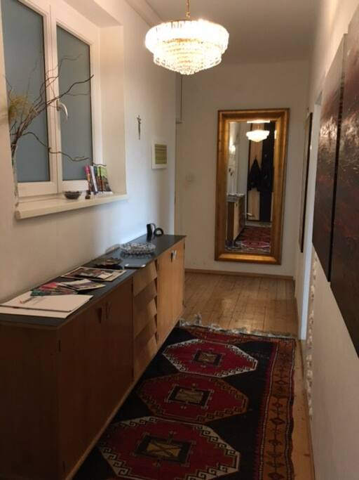 Room 0: Corridor