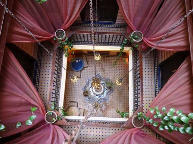 Riad el mess....Ambiance mille et une nuit - Essaouira - Bed & Breakfast