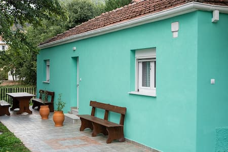 The Green Guest House ( Comfy North )