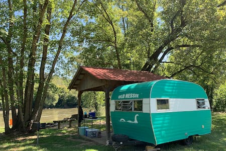 Nessie's Spot at Laughing Waters Campground