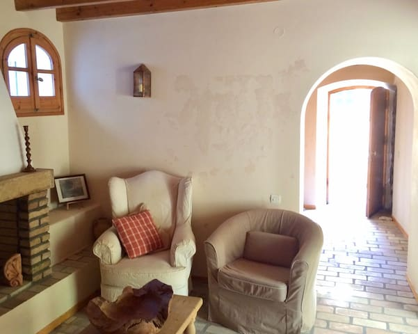 Traditional village home in Liapades - Liapades - Huis